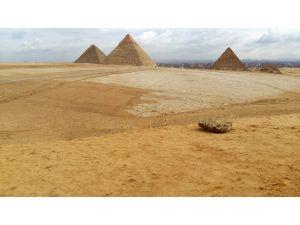 Mısır turizminin son 5 yıldaki zararı 70 milyar dolar
