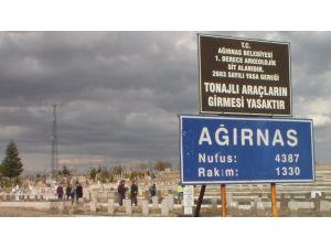 Şehit astsubay doğum yeri Ağırnas'ta defnedilecek