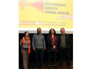 Antalya'da Sinema Rüzgarı