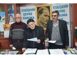 Eskişehir Çevre Derneği Başkanı Doç. Dr. Güner Sümer: