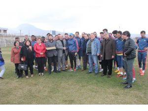 Mastöb'den Alima Yeni Malatyaspor'a Destek Ziyareti