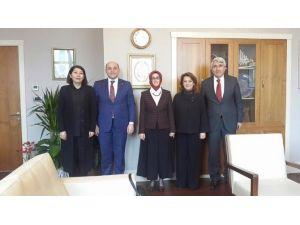 Ceyda Çetin Erenler, AK Parti Kütahya İl Kadın Kolları Başkanı Oldu