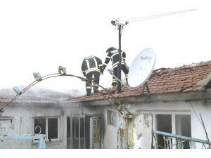 Tekirdağ'da Kahreden Yangın