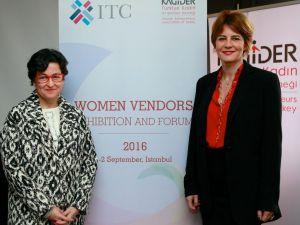 Kadın girişimciler bir araya geliyor, hedef 10 milyon dolarlık ticaret