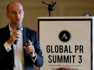 İletişim profesyonelleri Global PR Trendleri Zirvesi'nde buluştu