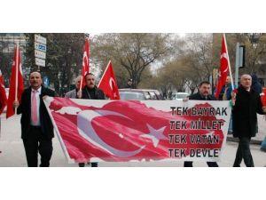 Muhtarlar Ankara'daki Terör Saldırısında Ölenleri Andı