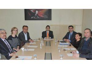 Afyonkarahisar İl İnsan Hakları Kurulu Toplantısı Yapıldı