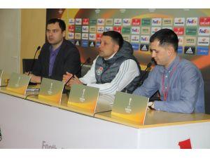 Lokomotiv Moskova Teknik Direktörü: Her konuda Fenerbahçe'den daha üstündük