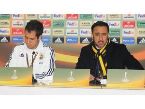 Pereira: Takımım turu geçmeyi hak etti