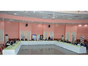 İl Halk Eğitimi Ve Planlama İşbirliği Komisyonu Toplandı