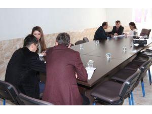 Beyşehir'de Girişimci Adayları Mülakatta Ter Döktü
