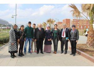 Adıyaman Üniversitesi Hem Büyüyor Hem De Adıyaman'ı Büyütüyor