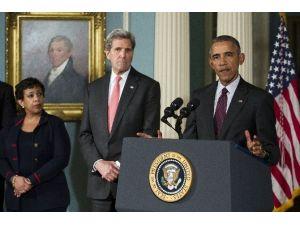 """Obama: """"Gelecek Haftalar Suriye'nin Geleceği İçin Kritik Olacak"""""""