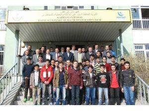 Suriyeli Öğrencilere İmam Hatip Lisesi Açıldı