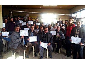 Büyükşehir'den Çiftçilere Eğitim