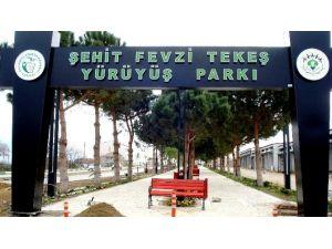 Sarıgöl Belediyesinden Şehide Vefa