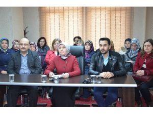 AK Parti Bilecik Kadın Kolları Hocalı Katliamı'nı Unutmadı