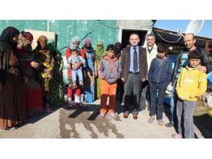 Doktordan Suriyeli Göçmenlere Anlamlı Yardım
