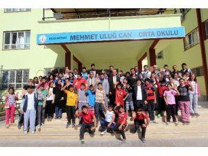 Gençlik Hizmetleri Ve Spor İl Müdürlüğünce Okul Ziyaretleri Devam Ediyor