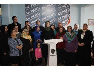 AK Parti Kadın Kolları Hocalı Katliamını Andı