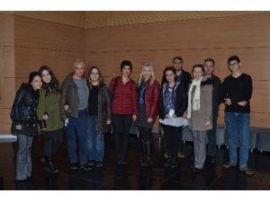 Tsg Anadolu Hastanesi Sanatla İç İçe