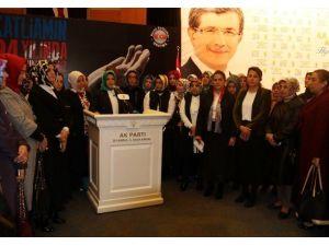AK Parti'li Kadınlar, Hocalı Katliamını Kınadı