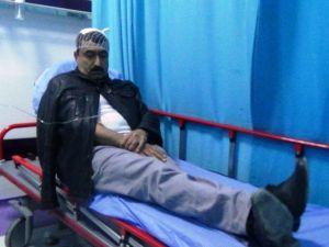 Malatya'da Oda Başkanına Saldırı