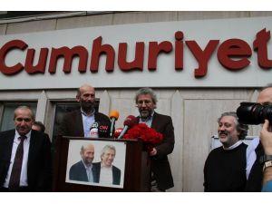 Can Dündar ve Erdem Gül Cumhuriyet'te