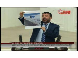 Veli Ağbaba: Malatya toprağını 7 bin 200 metre azalttılar