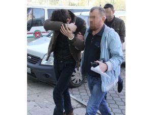 Külotunda 15 Paket Uyuşturucuyla Yakalandı
