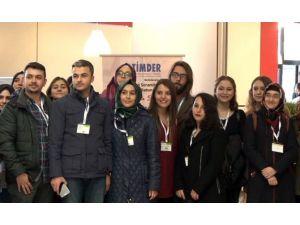 Unıcera Fuarı Üniversite Öğrencilerini Sektörle Buluşturdu