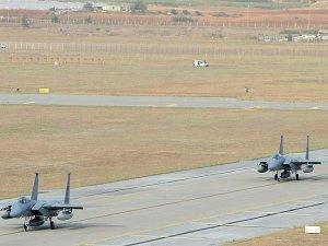 Suudi savaş uçakları İncirlik'e iniş yaptı