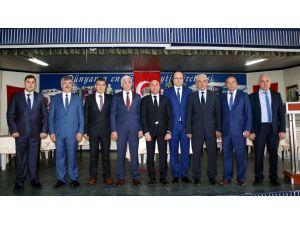 Marmarabirlik Mudanya'da mali genel kurulunu yaptı