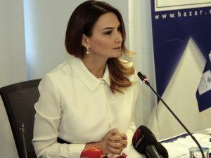 """Ganire Paşayeva: """"Hocalı'da Katliam Yapanlar Şimdilerde PKK'ya Destek Veriyorlar"""""""