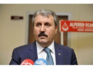 Destici: Dündar ve Gül kararı basın özgürlüğü için dönüm noktası