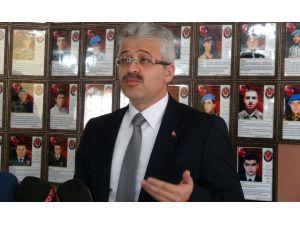 Şehit ailelerinden HDP'li vekillere tepki