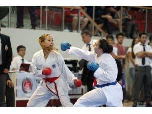 Kocaelili Karateciler Balkan Şampiyonasında