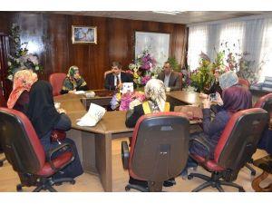Önder Üyelerinden Başkan Asya'ya Ziyaret