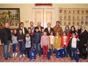Yetim Çocuklar Bursa'da