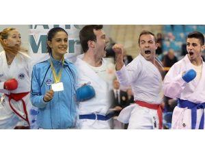 Kağıtsporlu Karateciler Balkan Şampiyonası'nda