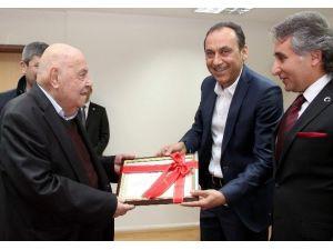 Karabük'te Vergi Rekortmenleri Ödüllendirildi