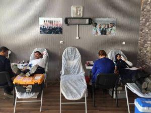 Şanlıurfa Yenişehir Gençlik Merkezinden Kan Bağışı Kampanyası