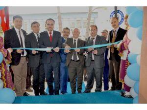 Nazilli Meslek Yüksekokulu'nun İdari Binası Törenle Açıldı