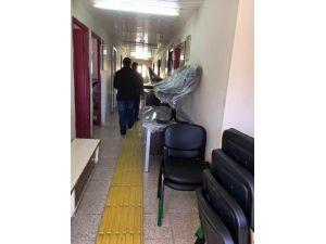 Şanlıurfa Harran Belediyesinden Kurumlara Destek