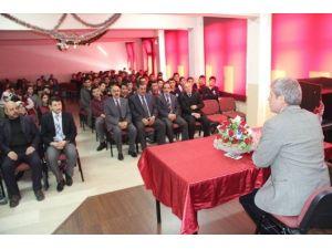 Bitlis Valisi Ahmet Çınar'ın Okul Ziyareti