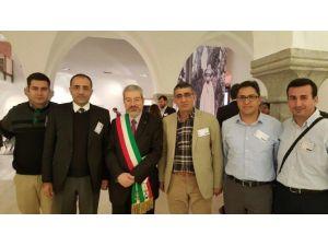 Manisa Büyükşehir, İtalya'daki Akıllı Şehirler Toplantısında Yer Aldı