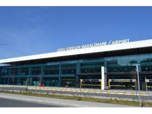 Ordu-giresun Havalimanı'nın Başarısı