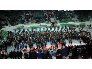 Bursaspor'da Eski Yönetim Mahkemeye Başvurdu