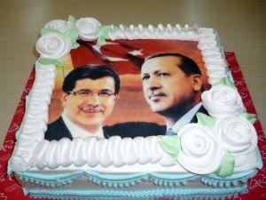 Cumhurbaşkanı Ve Başbakan'a Doğum Günü