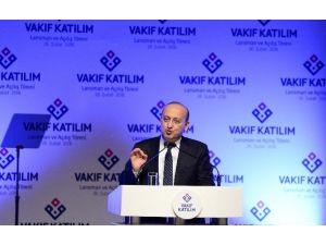 """Başbakan Yardımcısı Akdoğan: """"Amaç, Hayır Kazanmak İçin Parayı Kullanmaktır"""""""